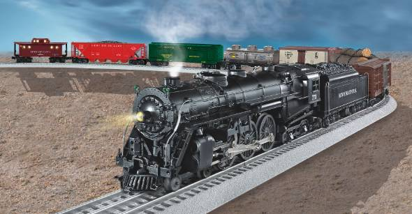Lionel 31739 Postwar 773 New York Central Hudson Set Tmcc